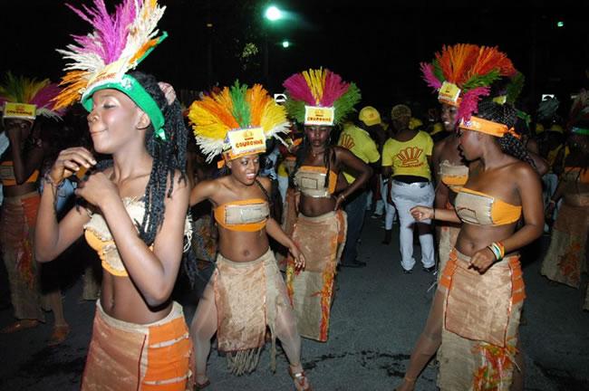 The biggest Street Party - Haiti Kanaval 2015