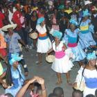Time for joy - Haiti Kanaval 2015