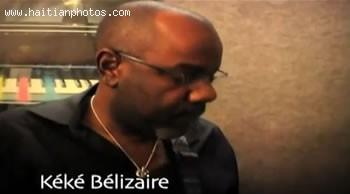 Artist Keke Belizaire In The Music Video Sak Passe Ayiti