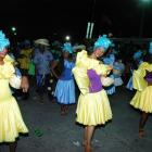 Display of Beauty and celebration - Haiti Kanaval 2015