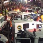 Kanaval accident in Haiti