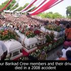 Four Barikad Crew members and driver died in a 2008 accident