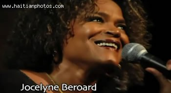 Artist Jocelyne Beroard In The Music Video Sak Passe Ayiti