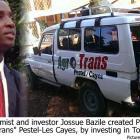 Route Pestel-Les Cayes
