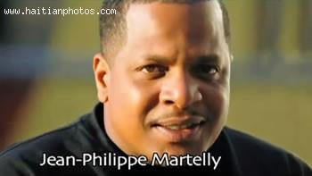 Artist Jean-Philippe Martelly In The Music Video Sak Passe Ayiti