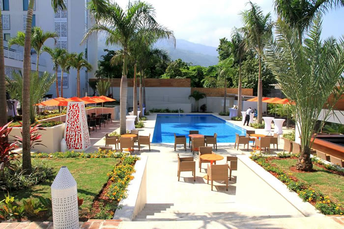new Marriott in Haiti
