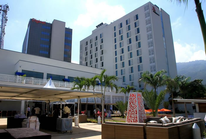 Marriott International and Digicel open new Hotel in Haiti