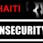 Insecurity in Haiti or crime level