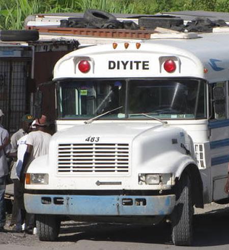 Haiti School Bus DIGNITE
