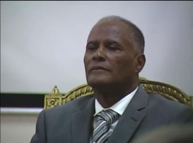 Me. Jules Cantave, President de la Cour de Cassation et du CSPJ