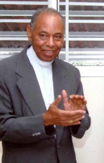 Progress has been slow but steady, Archbishop Guire Poulard