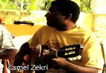 Artist Camel Zekri In The Music Video Sak Passe Ayiti