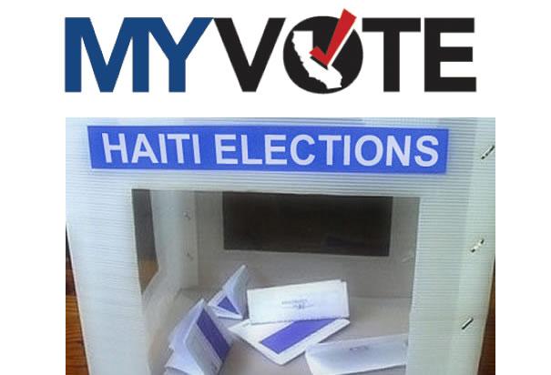 Registration period for Electors in Haiti