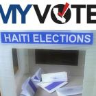 Registration period for Electors in Haiti