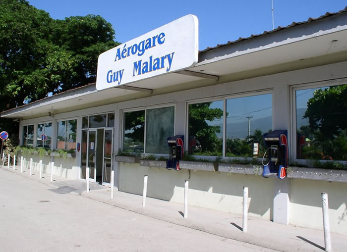 Aerogare Guy Malary - Guy Malary Terminal