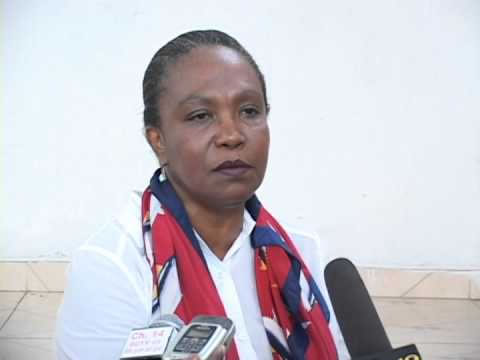 Edmonde Supplice Beauzile Running For The Presidency Of Haiti