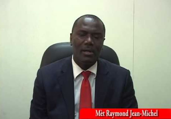 Judge Raymond Jean-Michel