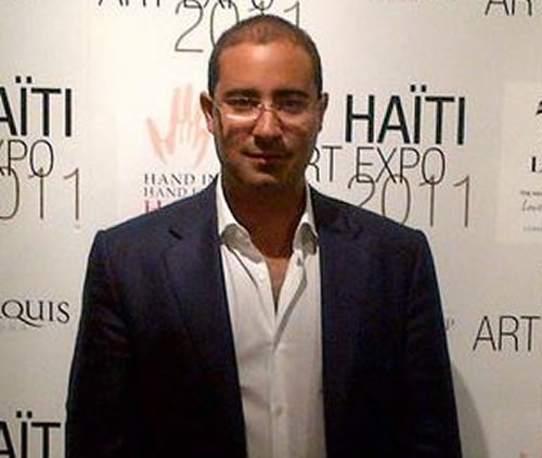 Haitian Businessman Marc Antoine Acra after cocaine and heroine incident