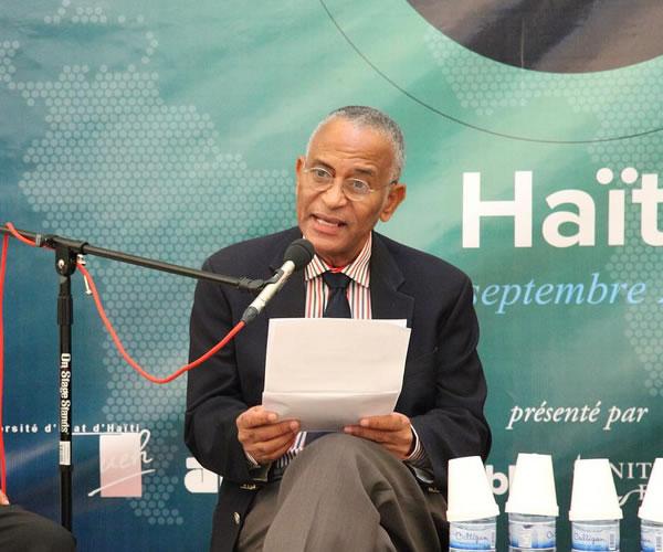 Jacky Lumarque, Presidential candidate under Verite