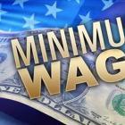 Increase 6.7 minimum wage textile