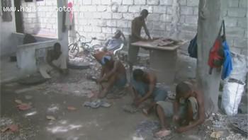 Haitian Art At Work