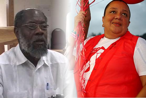 Sophia Martelly should be charged with fraud, Senator Westner Polycarpe