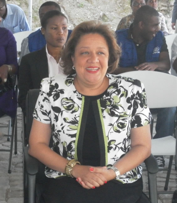 BCEN has rejected the candidacy of First Lady Sophia Martelly