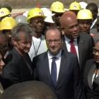 France to build high school in Coteaux, Francois Hollande Visit