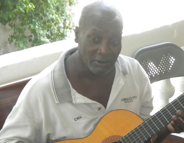 Haitian Troubadour Music King Beken