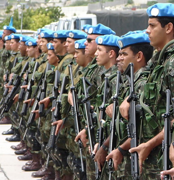 Brazil to remove his Minustah troop in Haiti by end of 2016