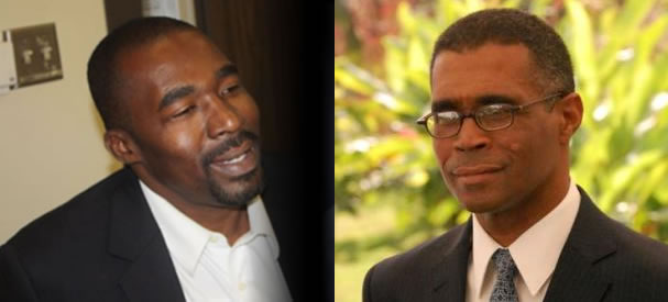 Arnel Belizaire challenges of Thierry Mayard Paul