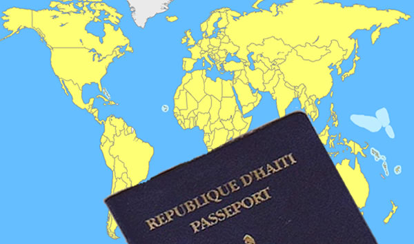 60,000 Haitian passports now available
