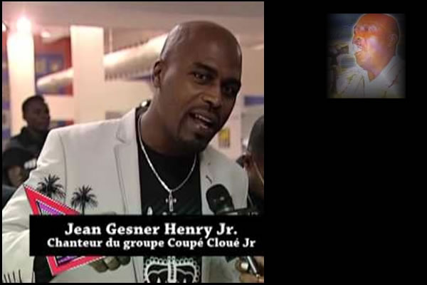 Jean Gesner Henry Jr aka Coupé Cloue Junior shot dead
