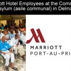 Marriott at the Communal Asylum (asile communal) in Delmas