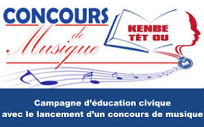 Lycee Marie-Jeanne won music competition