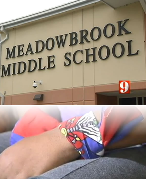 Student told to remove Haitian flag bandana at school