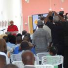 Lamothe in Little Haiti to cry