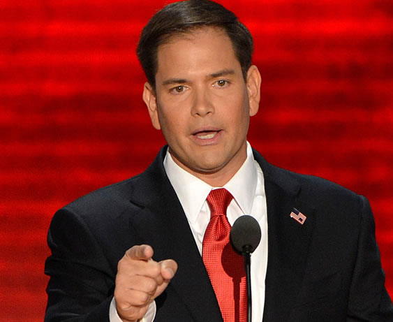 Senator Marco Rubio against attempts to disqualify Haitian candidates