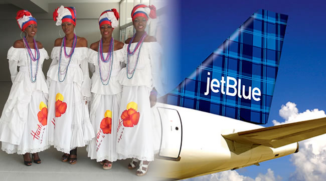 Jet Blue new non-stop Flights From Boston To Haiti