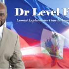 Presidential candidate of MUDHAH, Francois Levelt