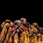 Cuban Creole Choir, Desandann, at Int'l Festival in Haiti