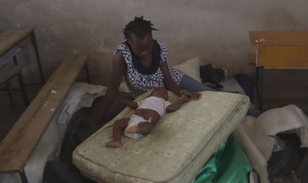Malpasse, home to newly-deported Dominican-Haitians
