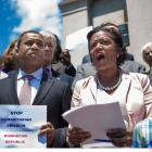 Linda Dorcena Forry denounced Haitian expulsion in DR