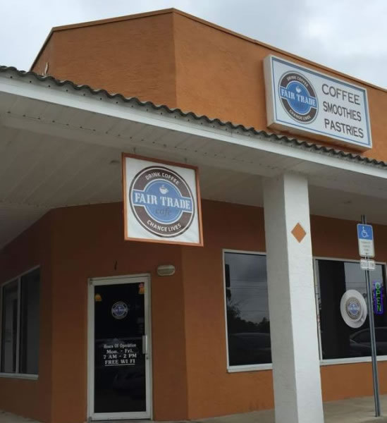 Fair Trade Cafe in West Palm Beach