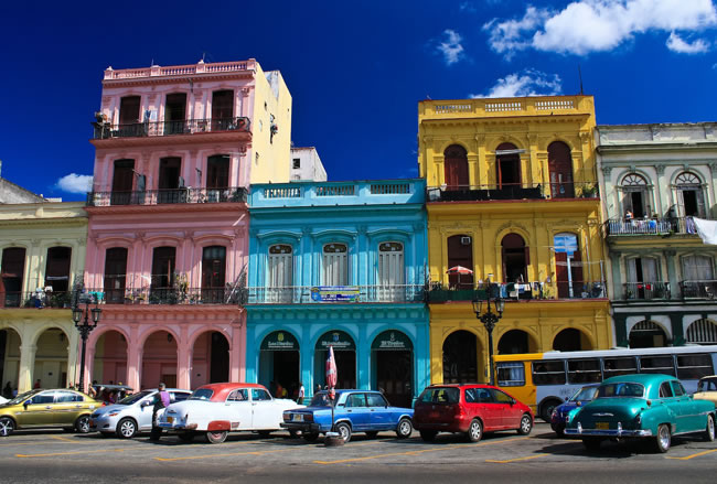 Haitian Embassy - Havana, Cuba
