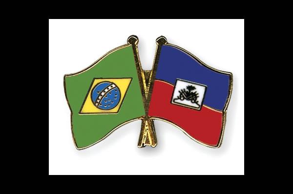 Haitian Embassy in Brasilia, Brazil