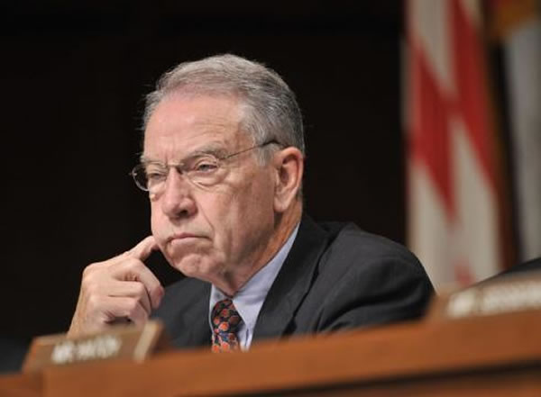 Sen. Chuck Grassley wants Red Cross to explain Haiti spending