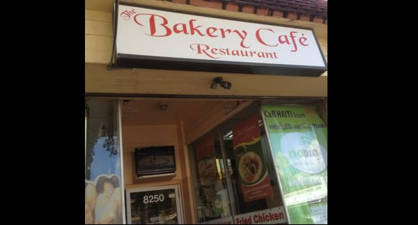The Bakery Cafe and Restaurant in Little haiti