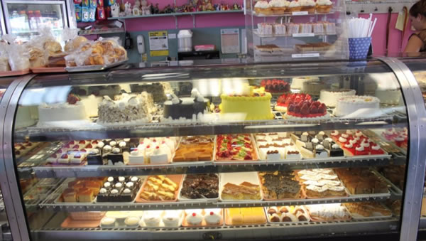 New Florida Bakery in Little Haiti