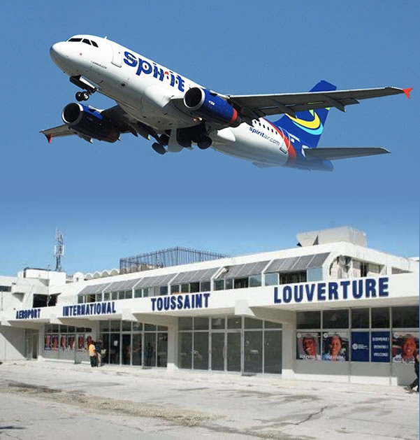 Spirit Airlines now serving Haiti